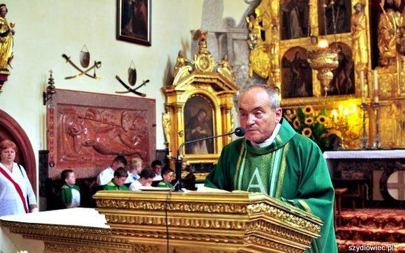 Wspomnienie księdza Romana Kotlarza