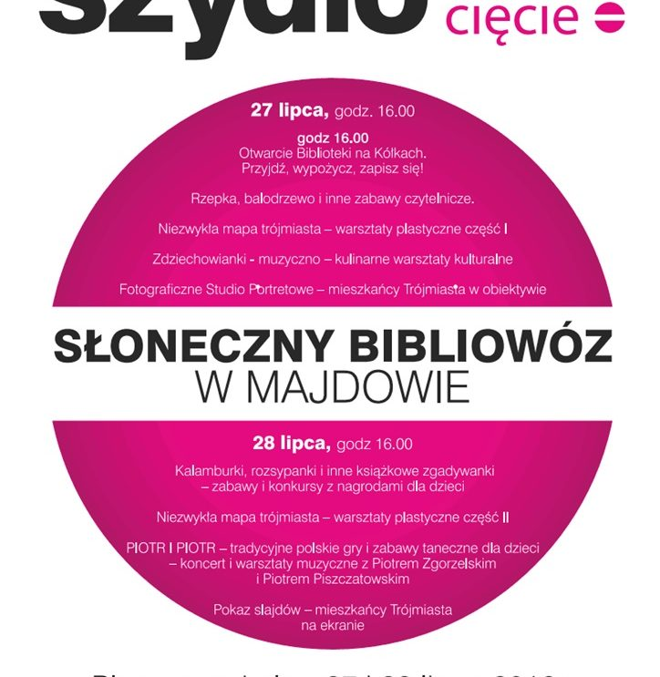 """W najbliższy weekend """"Wyszło Szydło"""" w Majdowie!"""