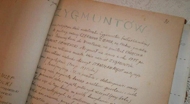 Czy Zygmuntów istniał naprawdę?