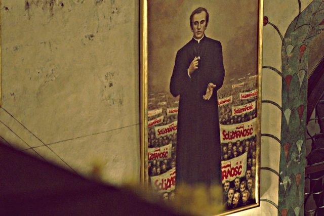 Pamiętali o bł. księdzu Jerzym Popiełuszce