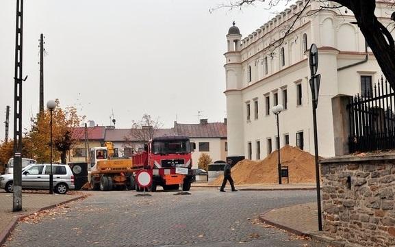 Rynek Wielki i ulica Radomska w remoncie – zmiana organizacji ruchu drogowego (!)