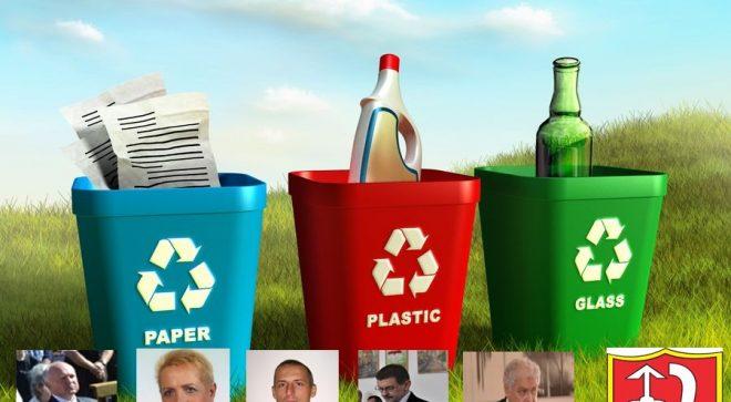"""Oficjalne stanowisko """"grupy radnych"""" w sprawie ustawy śmieciowej"""