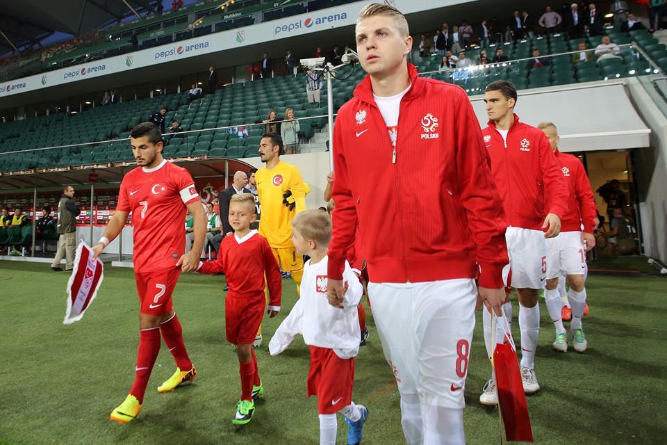 Świetna gra Dominika Furmana i jego kolegów z kadry