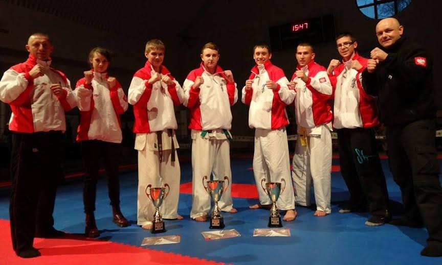 Setny medal karateków z Mushin !