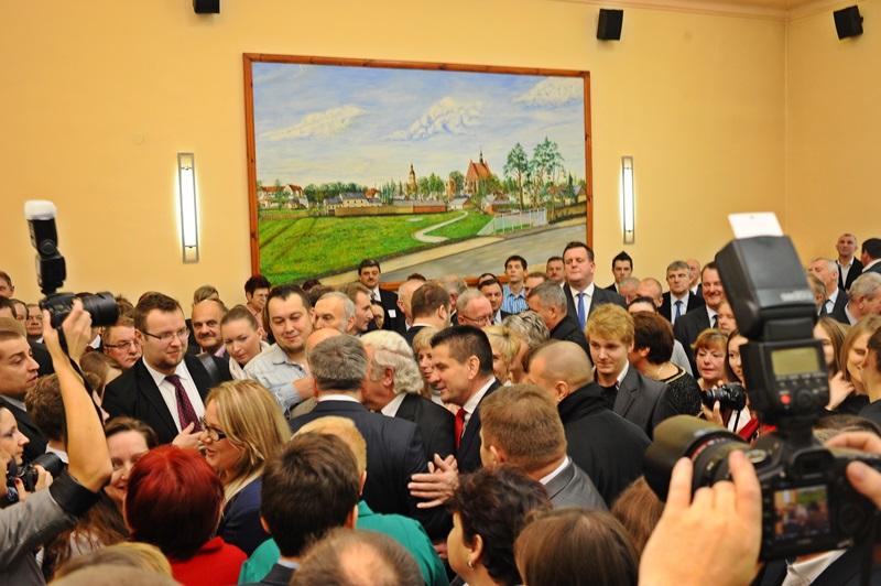 Refleksje po wizycie Prezydenta RP w Szydłowcu