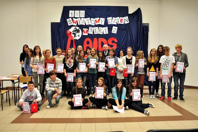 Konkurs wiedzy o AIDS/HIV