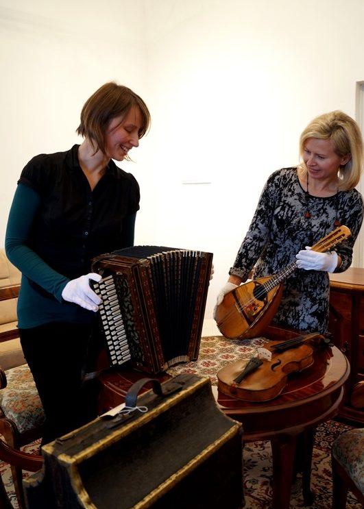 Konserwacja instrumentów muzycznych w MLIM