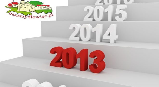 Podsumowanie 2013 Roku na portalu NaszSzydlowiec