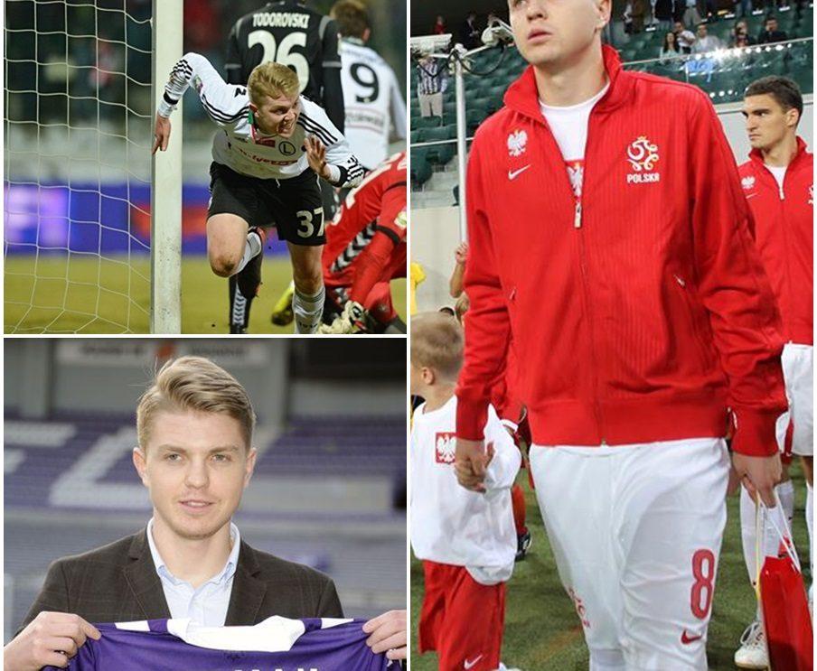 """Dominik Furman – Odkrycie Roku 2013 wg tygodnika """"Piłka Nożna"""""""