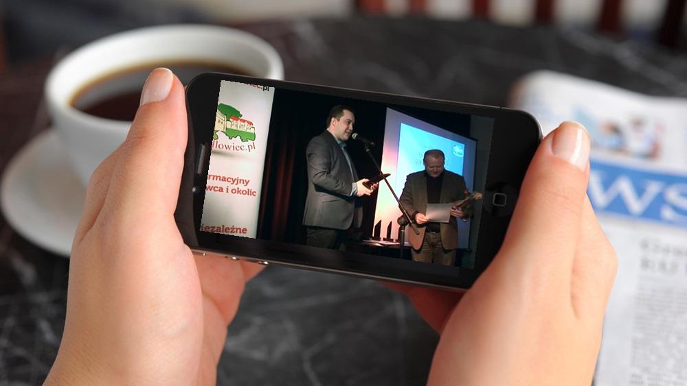 """Relacja video z uroczystego wręczenia nagród w Plebiscycie """"Nasz Szydłowiec 2013′"""
