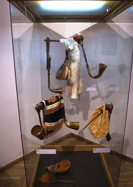 Instrumenty z szydłowieckiego muzeum uświetniają obchody Roku Oskara Kolberga  w Nowym Sączu.