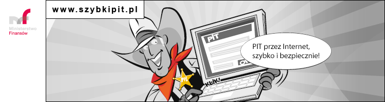 Wyślij PIT-a przez internet