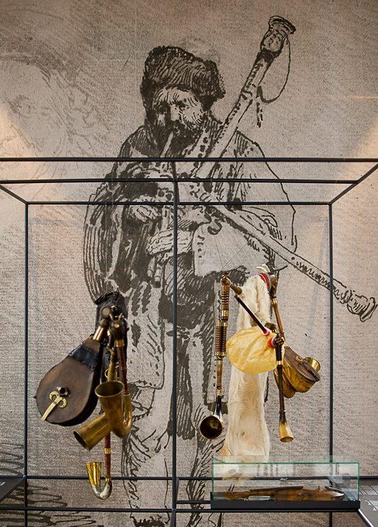 Instrumenty z Muzeum Ludowych Instrumentów Muzycznych w Szydłowcu uświetniły urodziny Fryderyka Chopina
