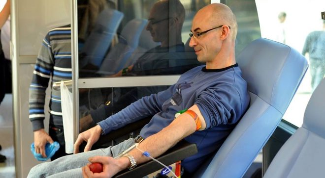 Kolejna udana zbiórka krwi w Szydłowcu