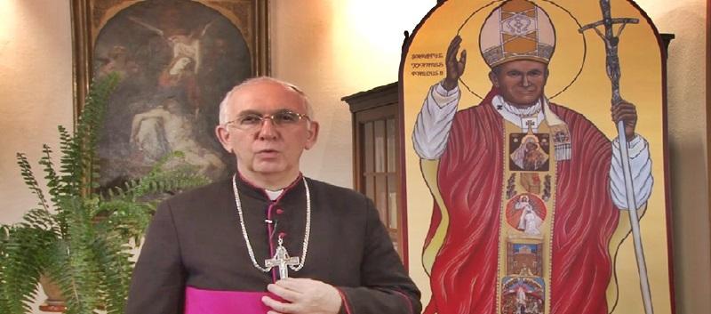 Życzenia Wielkanocne od abp Wacława Depo