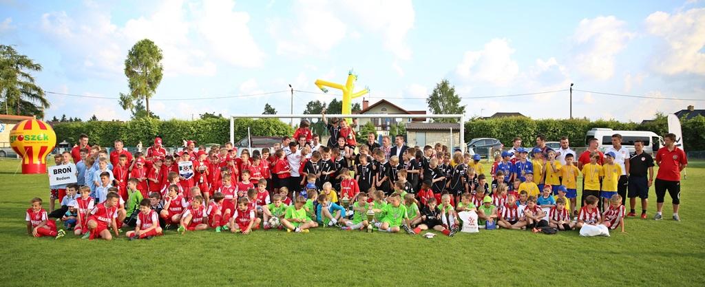 Podsumowanie międzynarodowego święta piłkarskiego w Szydłowcu