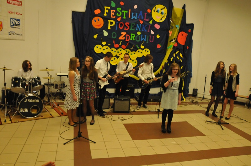 Festiwal Piosenki o Zdrowiu