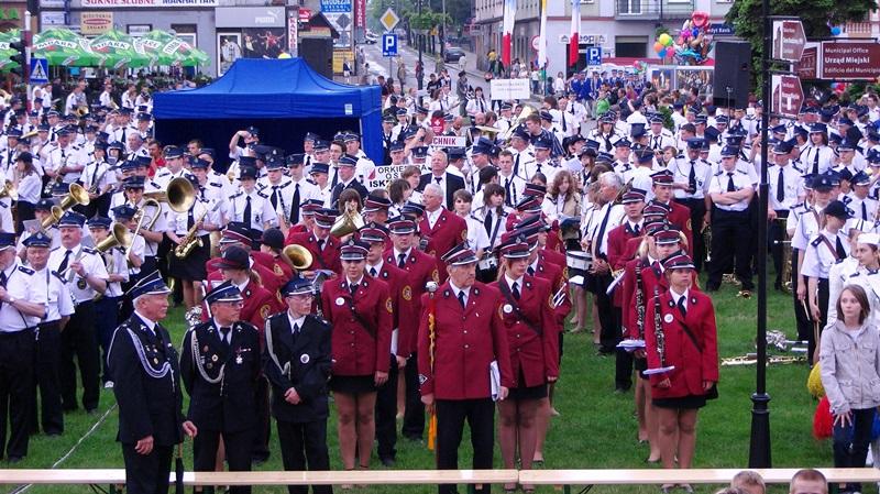 Miejska Orkiestra Dęta zagra w Wadowicach