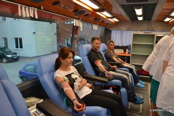 24 litry krwi dla Julii