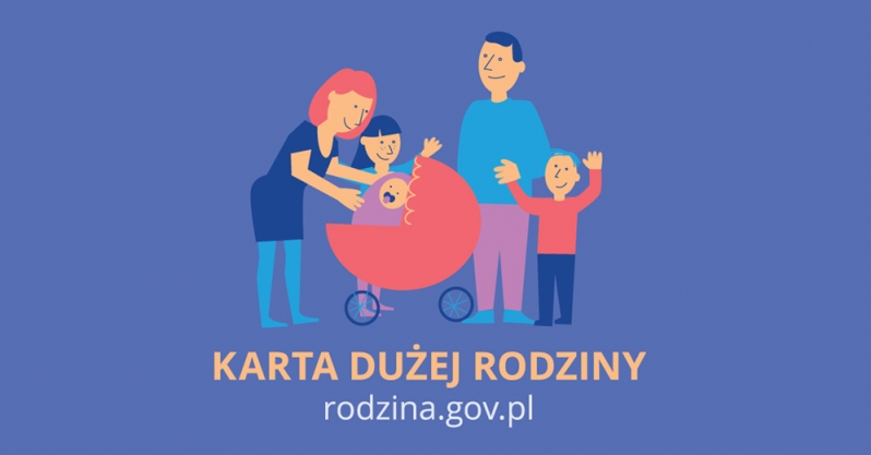 Karta dużej rodziny również w Szydłowcu