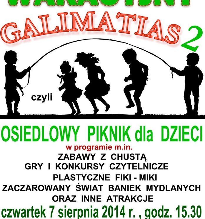 Wakacyjny Galimatias część 2