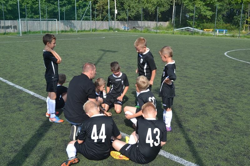 Debiut Akademii Piłkarskiej w Zwoleniu