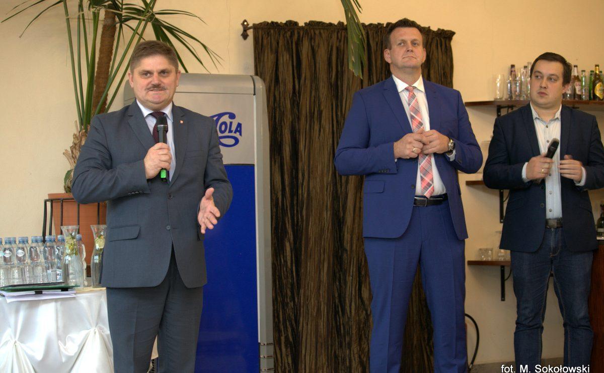 Cech Rzemiosł Różnych zorganizował przedwyborcze spotkanie