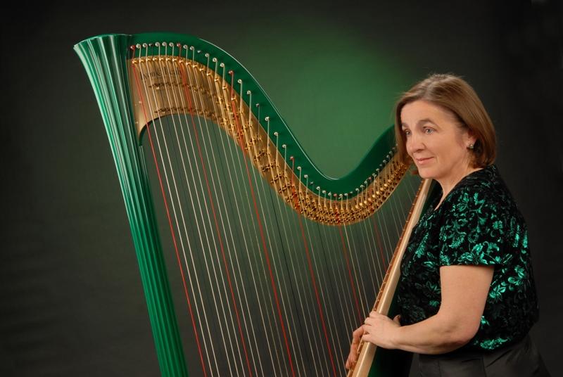 Zielona harfa Anna Sikorzak Olek m