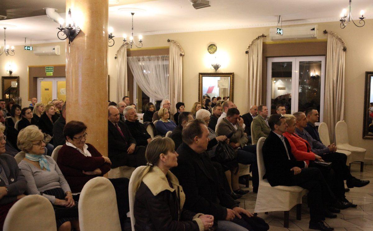 Konwencja wyborcza Artura Ludwa – kandydata na burmistrza Szydłowca