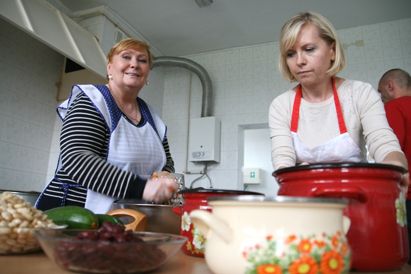 """Projekt """"Wiem co jem. Zdrowe dzieci w Szydłowcu"""", podsumują warsztaty z Moniką Mrozowską"""