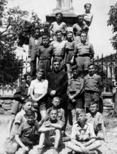 Pozostała serdeczna pamięć – ksiądz Roman Kotlarz w Szydłowcu 1954/56