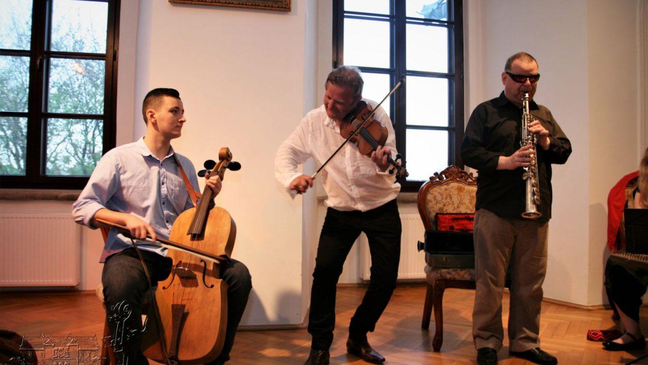 Międzynarodowa Noc Muzeów 2017 roku w Muzeum Ludowych Instrumentów Muzycznych w Szydłowcu