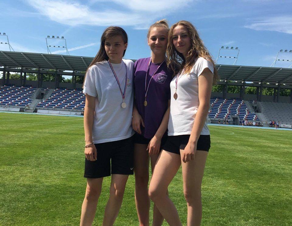 Lekkoatletyczne sukcesy młodzieży