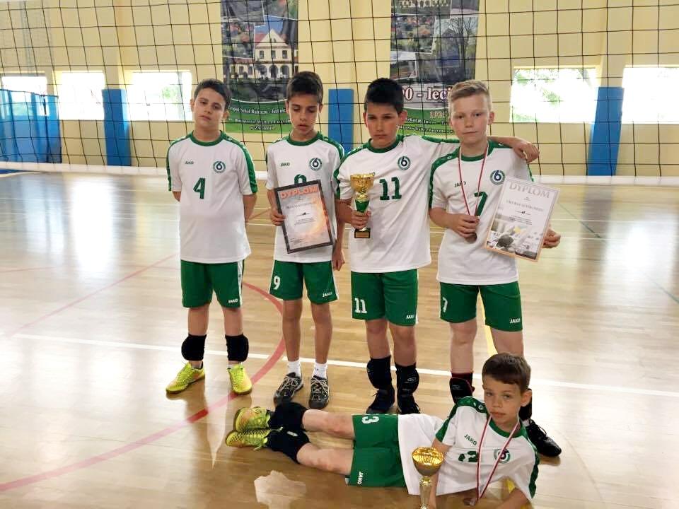 Zakończenie Regionalnej Ligi Piłki Siatkowej