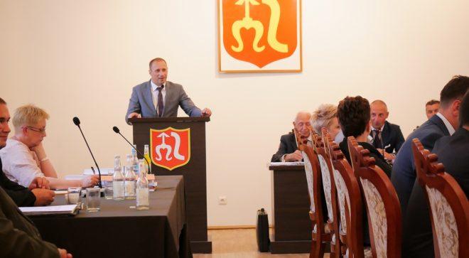Konkurs na stanowisko kierownika Referatu Gospodarki Komunalnej
