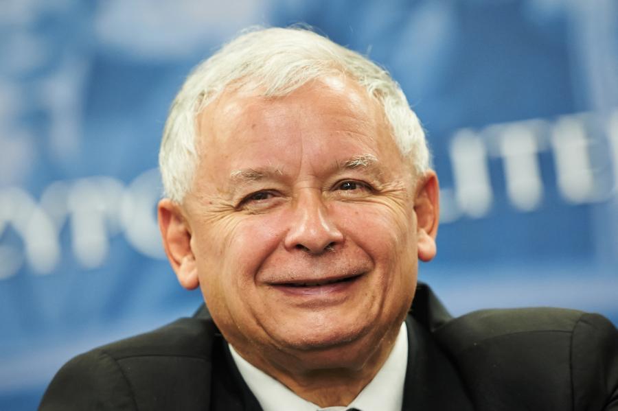 """Pałacyk dla Kaczyńskiego? """"To wybitny człowiek, chce przebudować Polskę"""""""