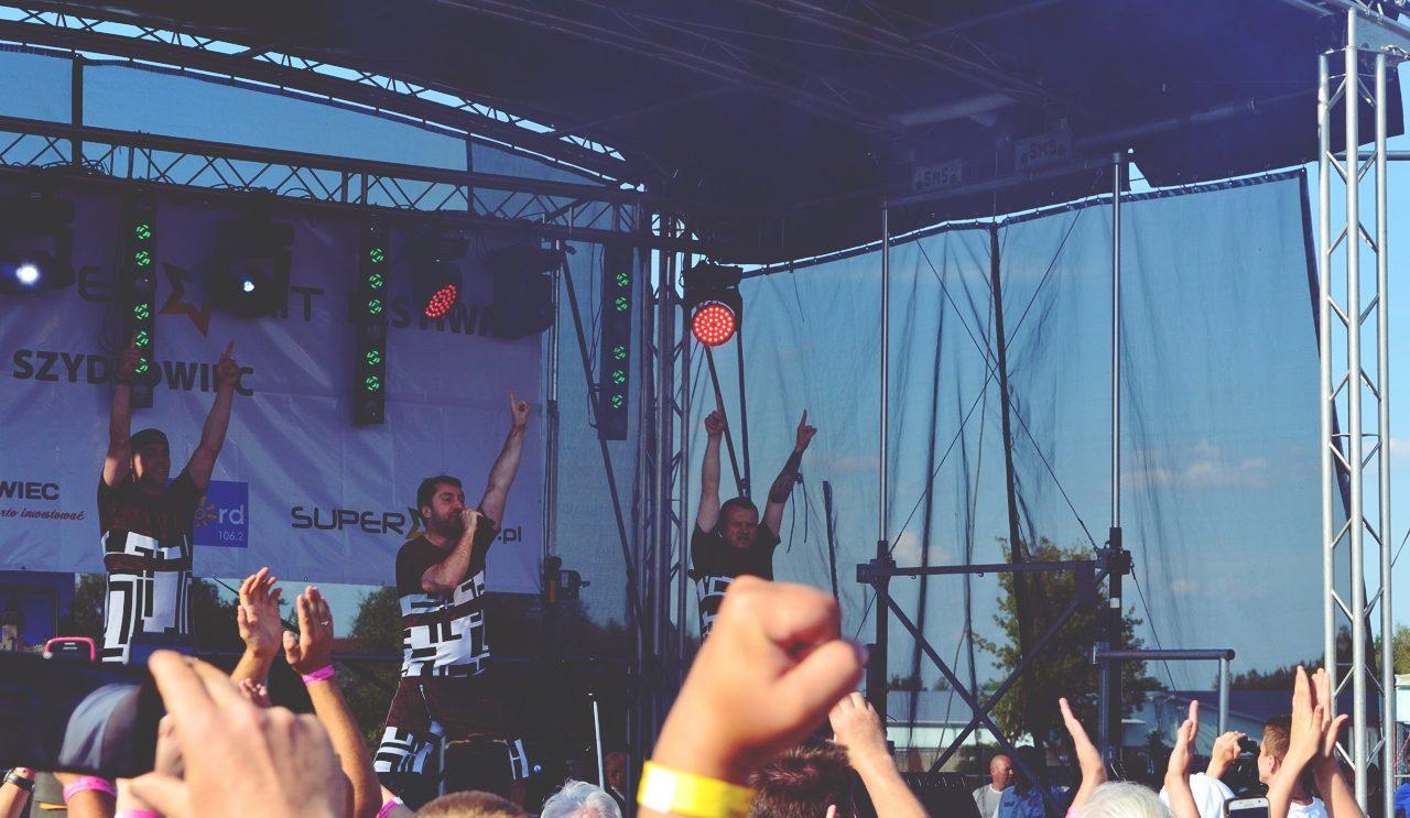 10 tysięcy fanów muzyki disco polo na Festiwalu w Szydłowcu