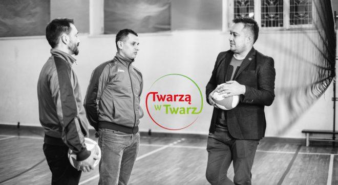 """""""Twarzą w Twarz"""" z Pawłem Blochem i Grzegorzem Nowakiem"""