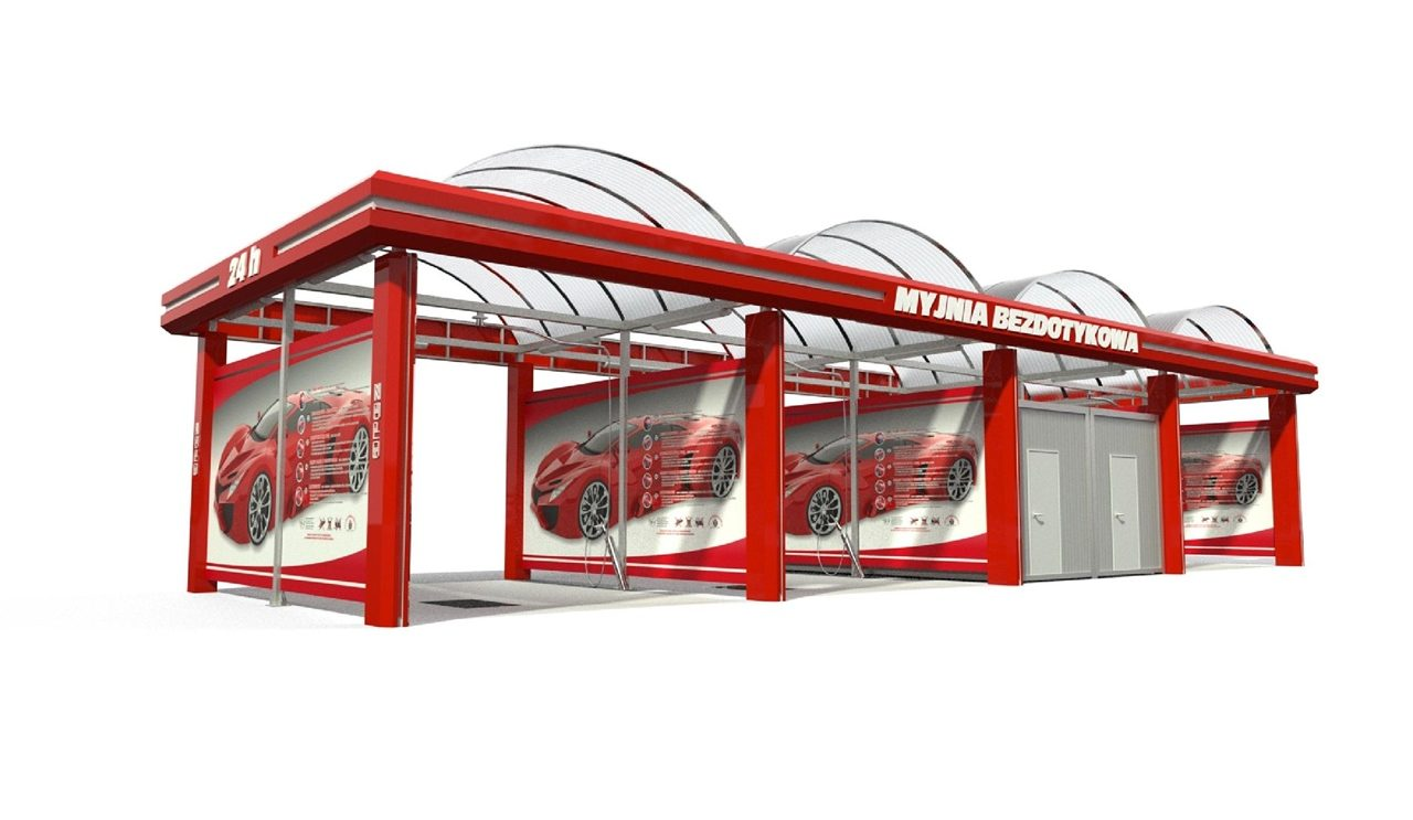 Już niebawem otwarcie nowej myjni samochodowej w Szydłowcu!