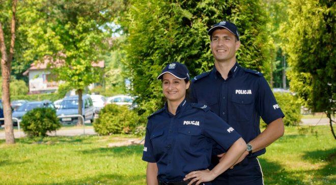 Nowe przyjęcia w Policji