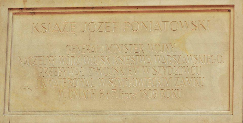 Książę Józef Poniatowski w Szydłowcu? Mówi o tym raport do Napoleona