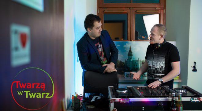"""""""Twarzą w Twarz"""" z Maciejem Lisem (DJ ROTEIRO)"""