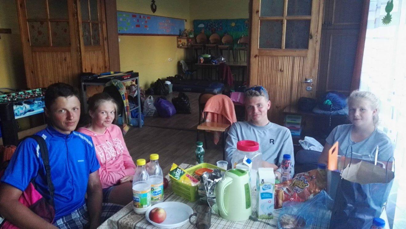 Rowerowi pielgrzymi z Białorusi odwiedzili Szydłowiec