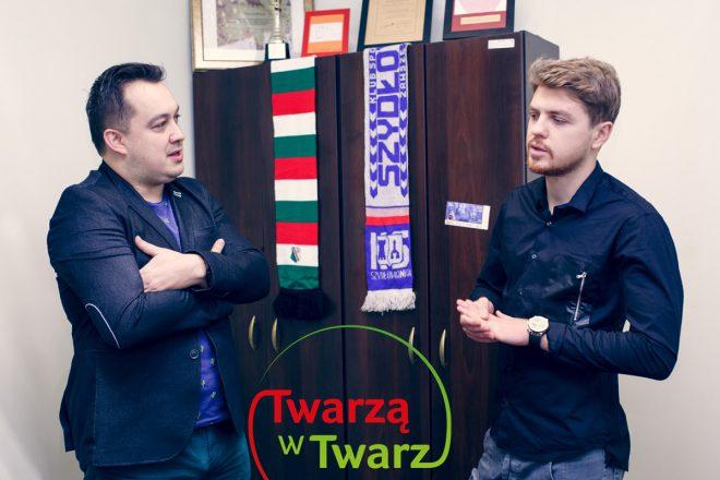 """""""Twarzą w Twarz"""" z Dominikiem Furmanem"""