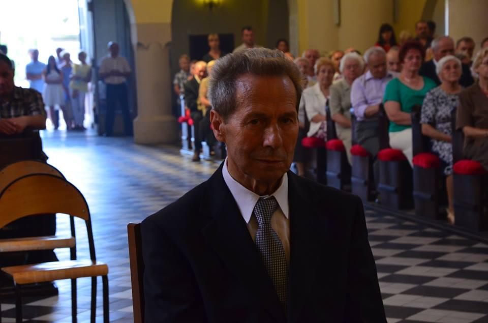 Organista z Jastrzębia z papieskim odznaczeniem
