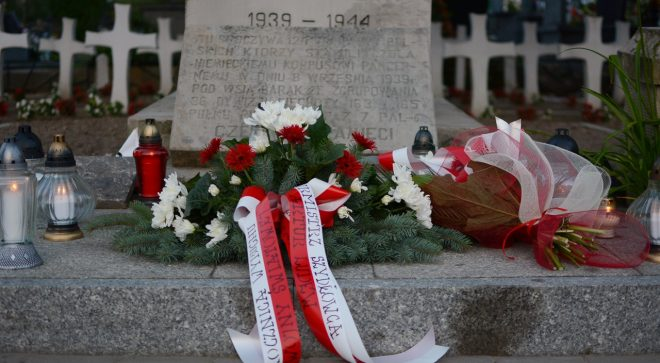 W 78. rocznicę wybuchu II Wojny Światowej Szydłowiec uczcił bohaterów