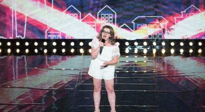 Ania Bębenek w następnym etapie programu MAM TALENT!