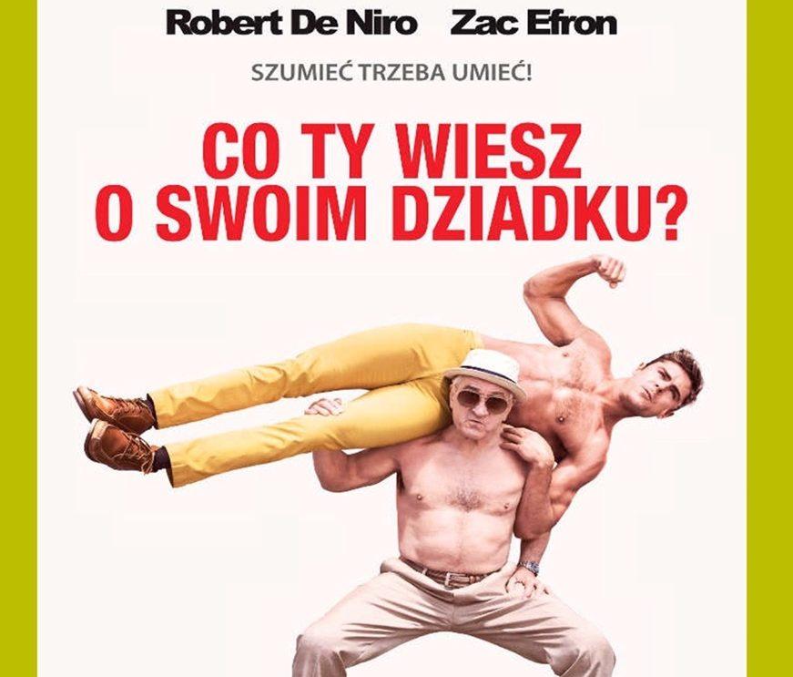 """Zamkowe Kino Letnie: """"Co Ty wiesz o swoim dziadku?"""""""