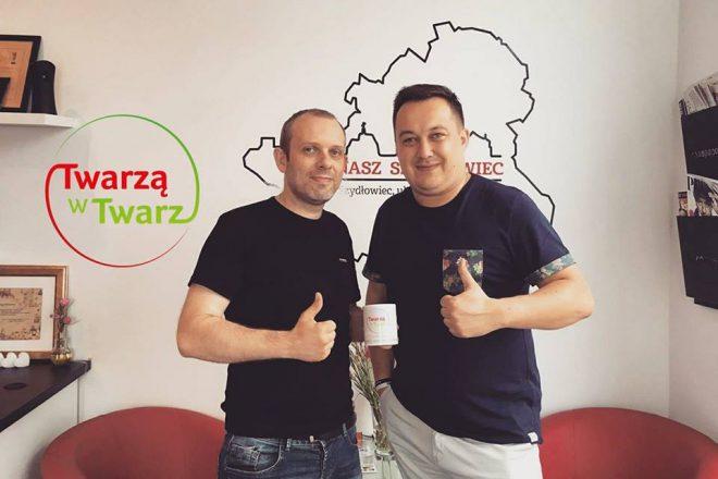 """Cezary Szymkiewicz """"Twarzą w Twarz"""" odc. 3"""
