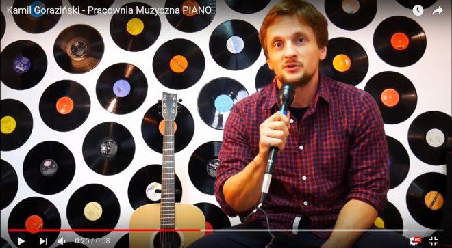 """VIDEO – Pracownia Muzyczna """"Piano"""""""